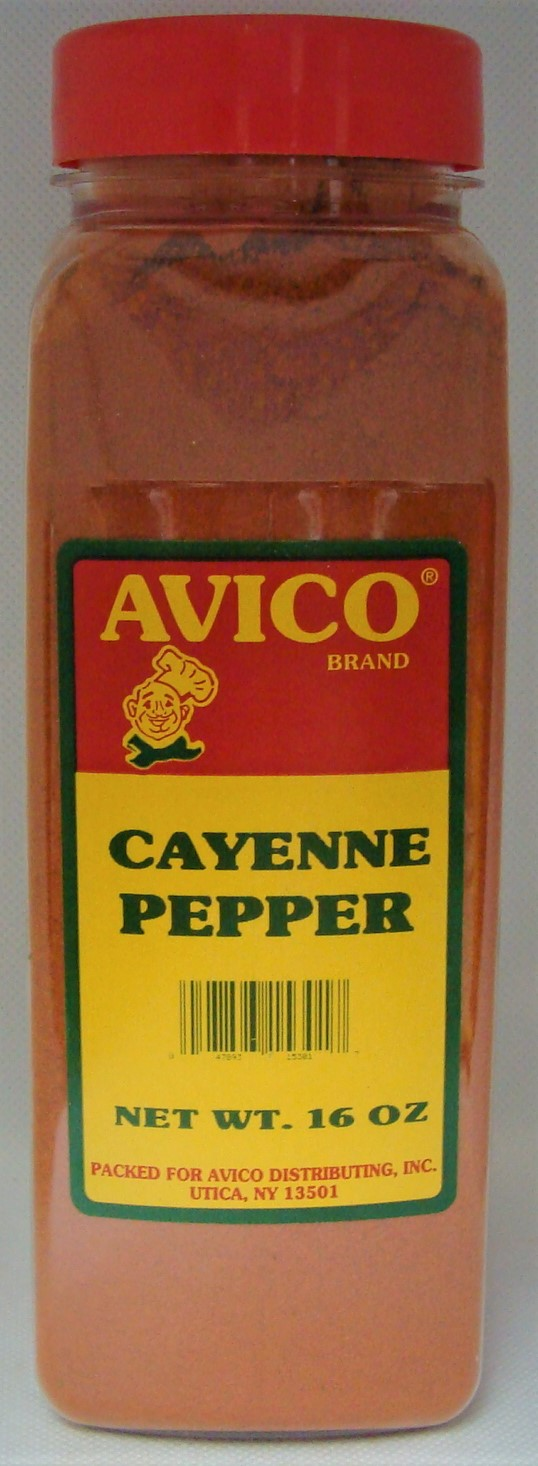 Cayenne Pepper 16 oz