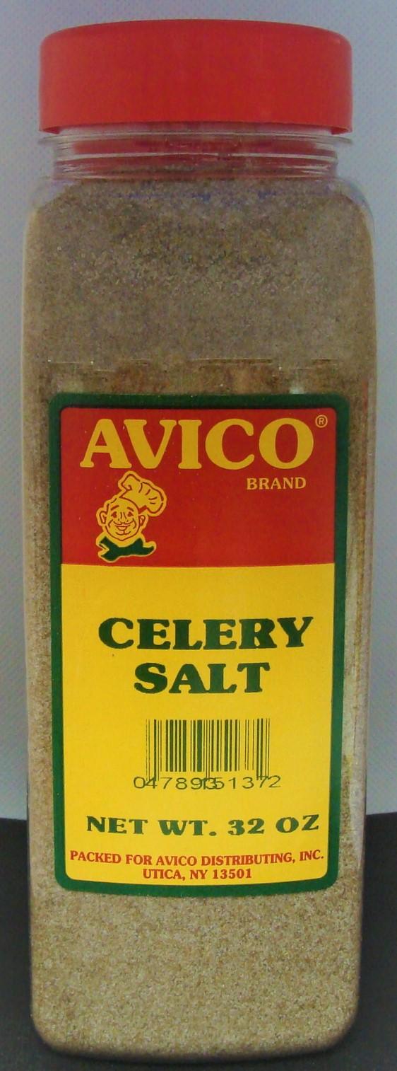 Celery Salt 32 oz
