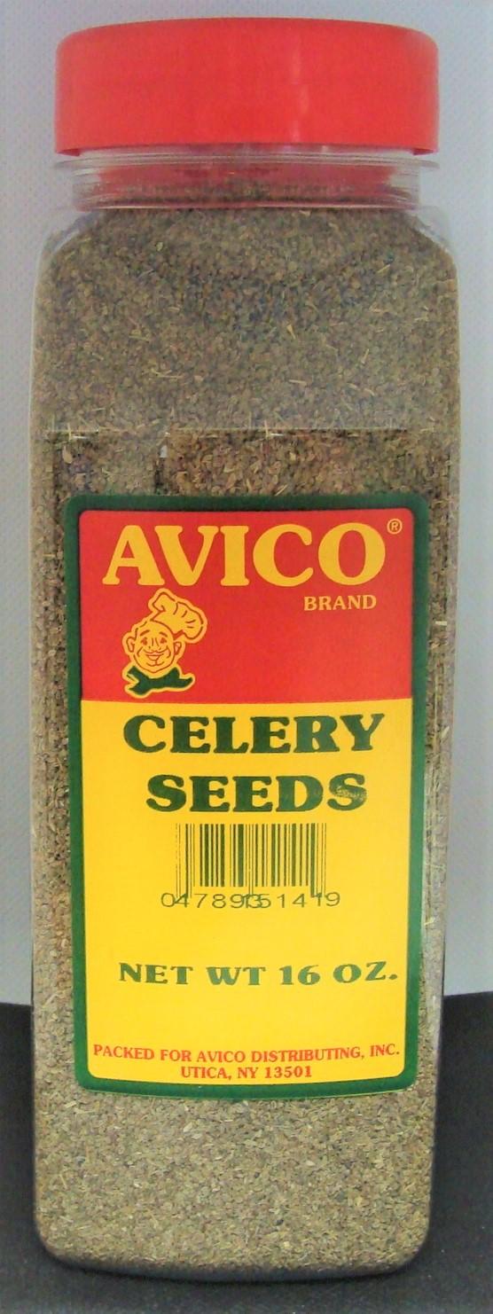 Celery Seed 16 oz