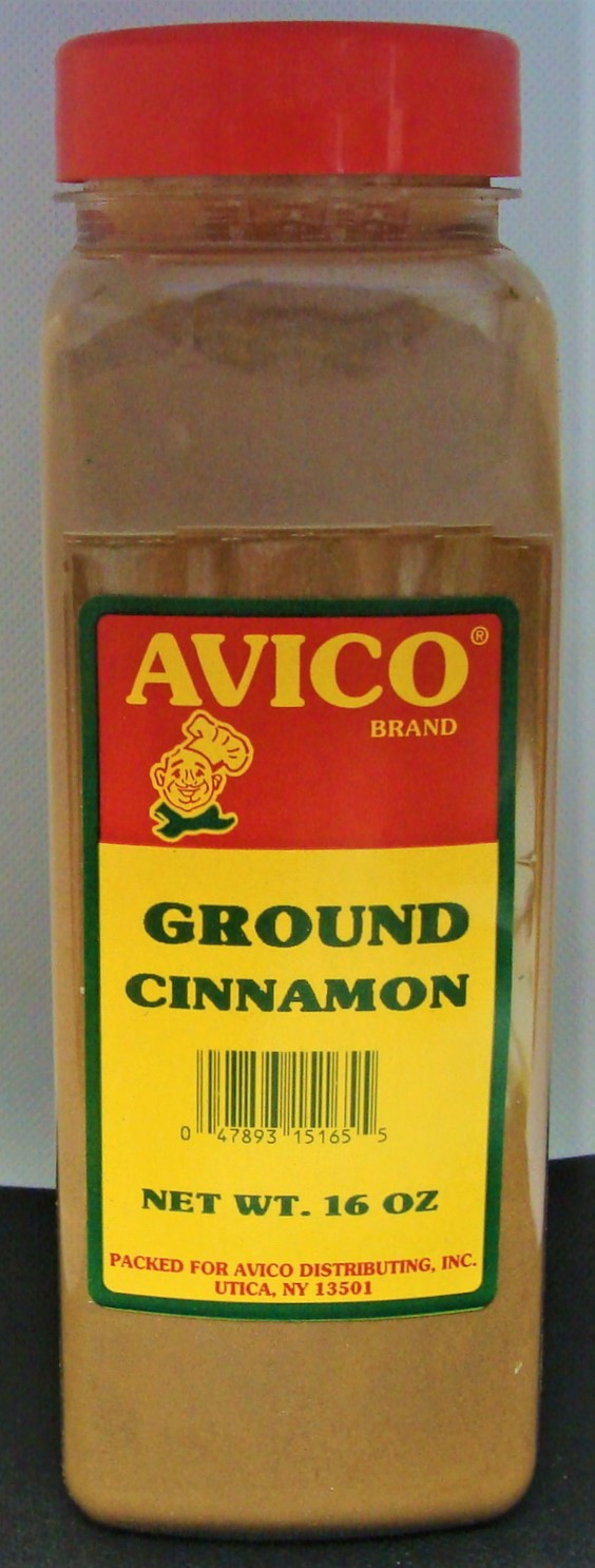 Cinnamon Ground 16 ounce