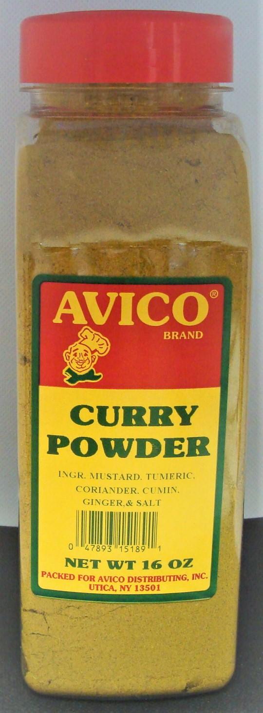 Curry Powder 16 oz.
