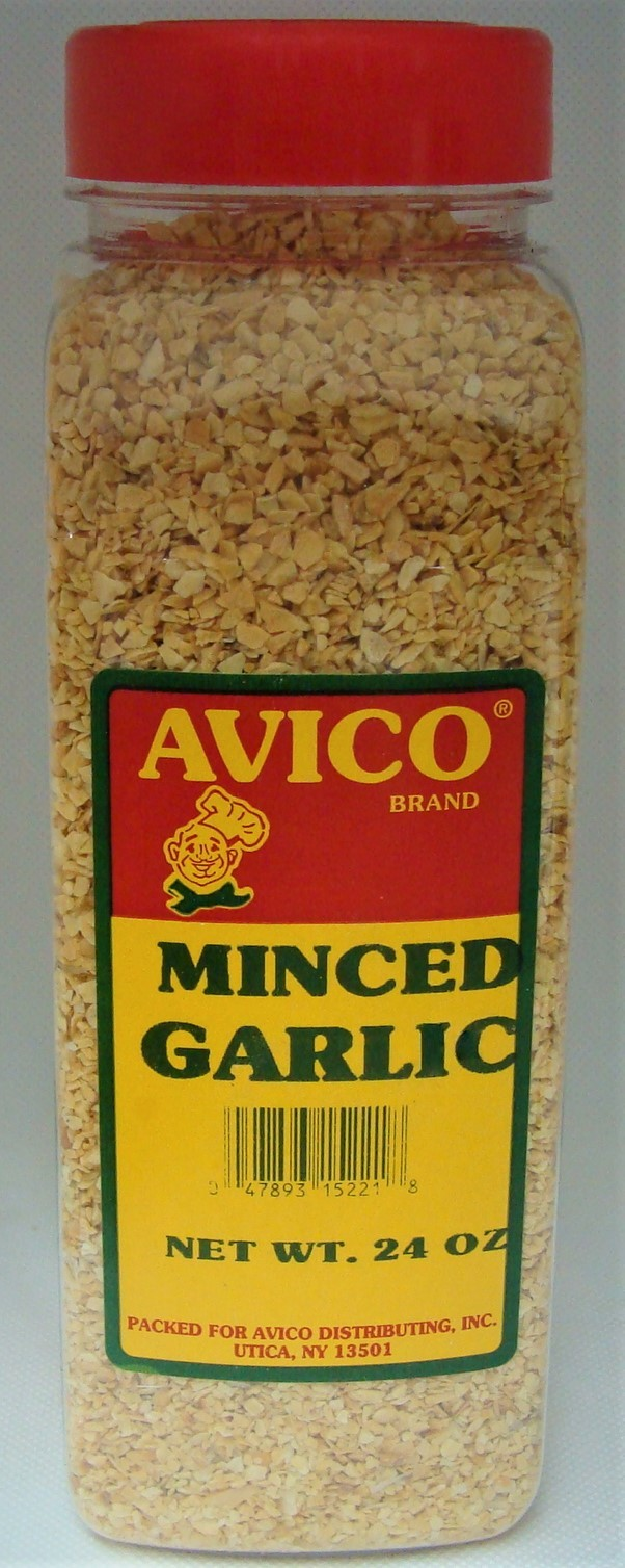 Garlic Minced 24 oz.