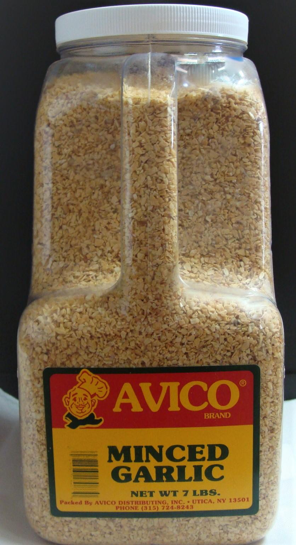 Garlic Minced 7 lbs.