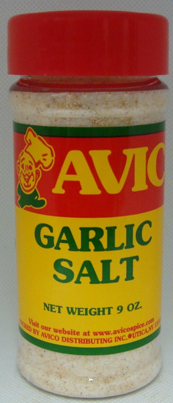 Garlic Salt 9 oz.