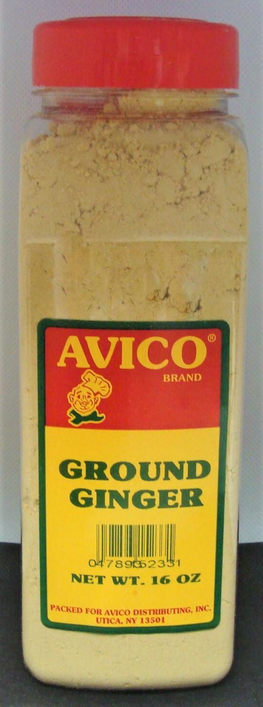 Ginger Ground 16 oz.