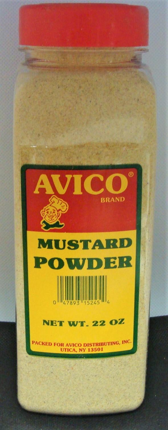 Mustard Powder 22 oz.