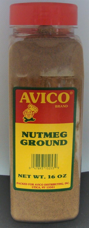 Nutmeg Ground 16 oz.