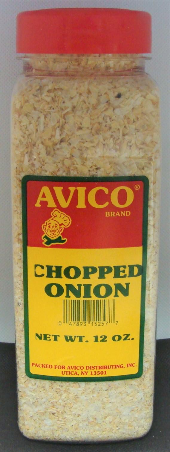Onion Chopped 12 oz.