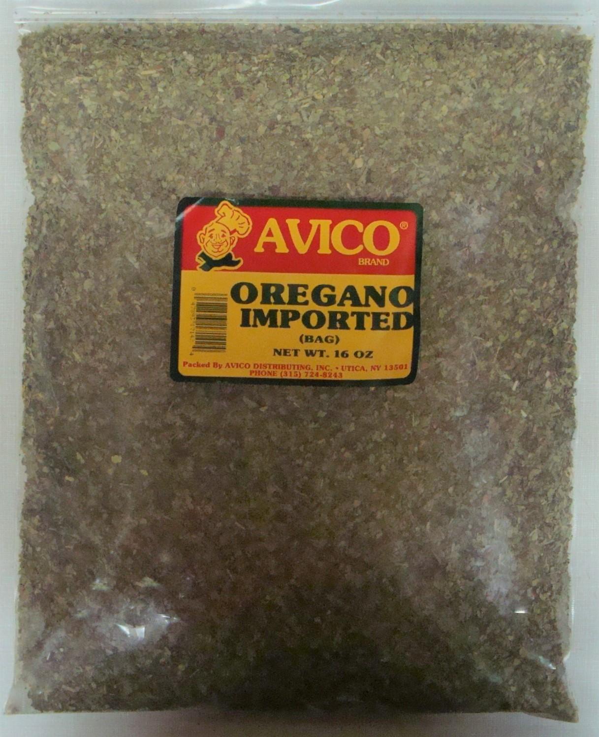 Oregano Imported 16 oz. Bag