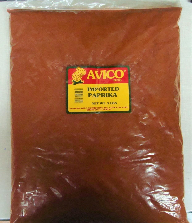 Paprika Dark Red 5 lbs. Bag