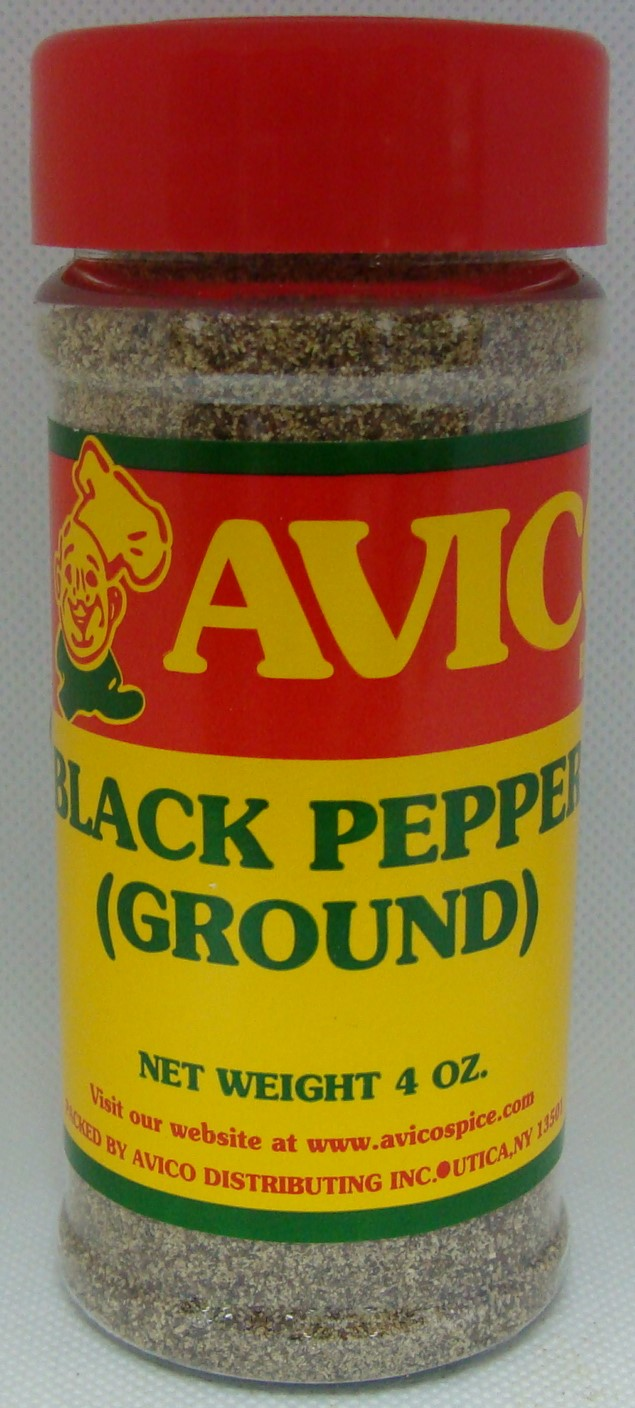Black Pepper Fine 16 oz.