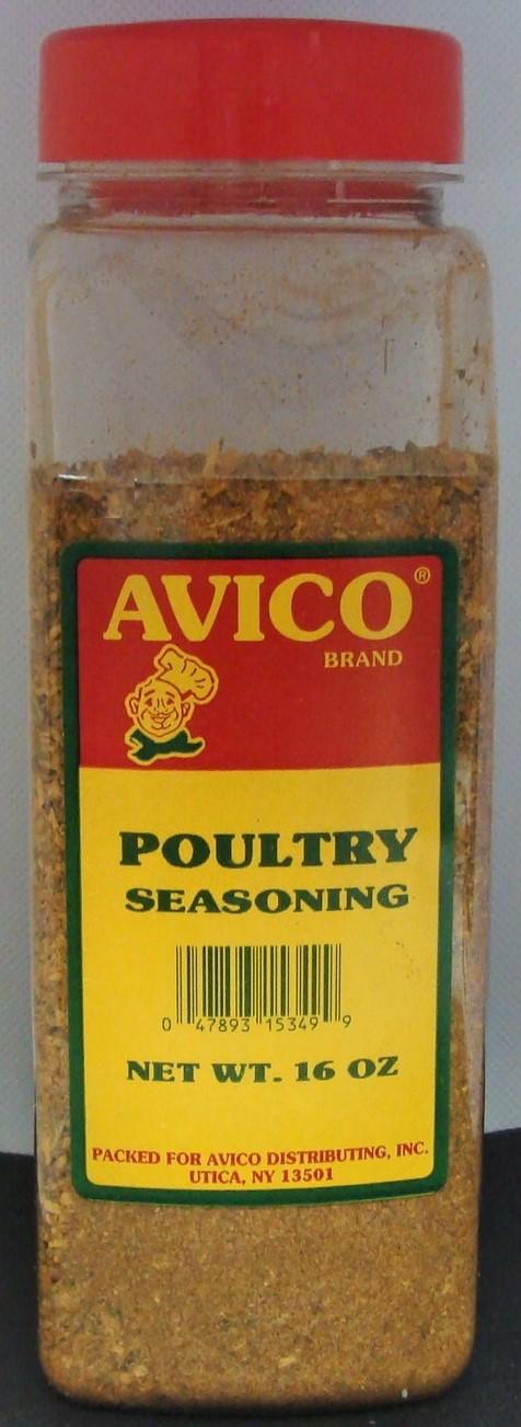 Poultry Seasoning 16 oz.