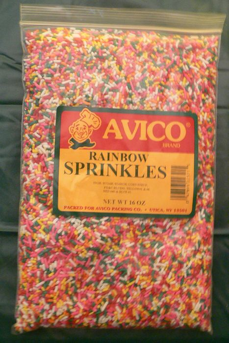 Rainbow Sprinkles 16 oz.