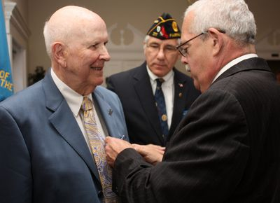 West Fulton native awarded Distinguished Flying Cross with Valor