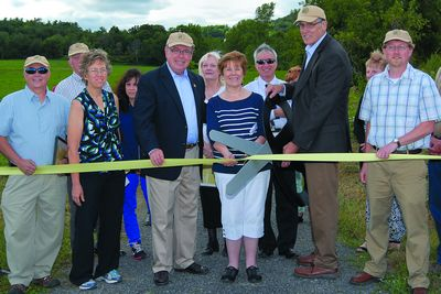 Cobleskill Creek Trail opens to hikers