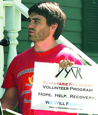 Thank you Schoharie Recovery!