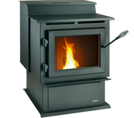 Heatilator Eco-Choice Pellet Stove - PS35 Stove