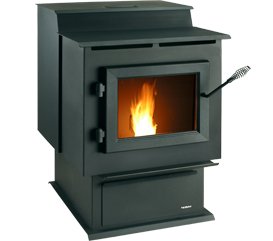 Heatilator Eco-Choice Pellet Stove - PS50 Stove