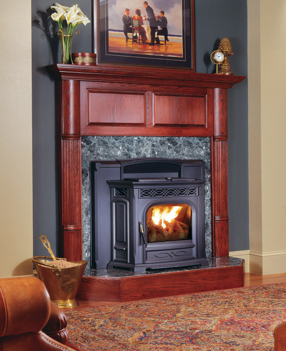 Harman Accentra Fireplace Insert