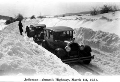 Route 10 historians to remember snowstorms