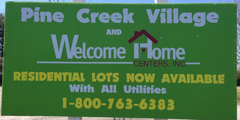 Pine Creek Village Lots