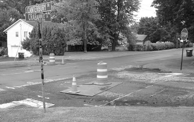 Big problems at tiny Cobleskill intersection