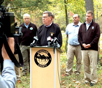 Schoharie County stream work gets boo$t