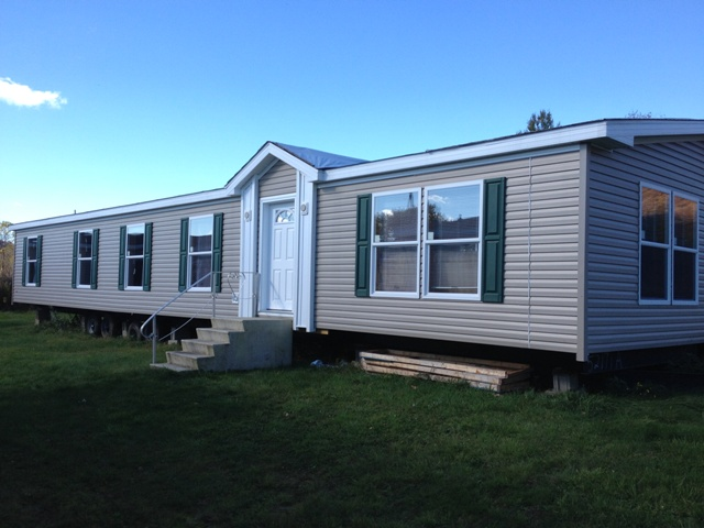 Manufactured Modular Homes for Sale in Youngsville PA at Hawk