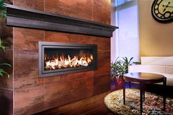 Mendota ML47 MOD Linear Fireplace