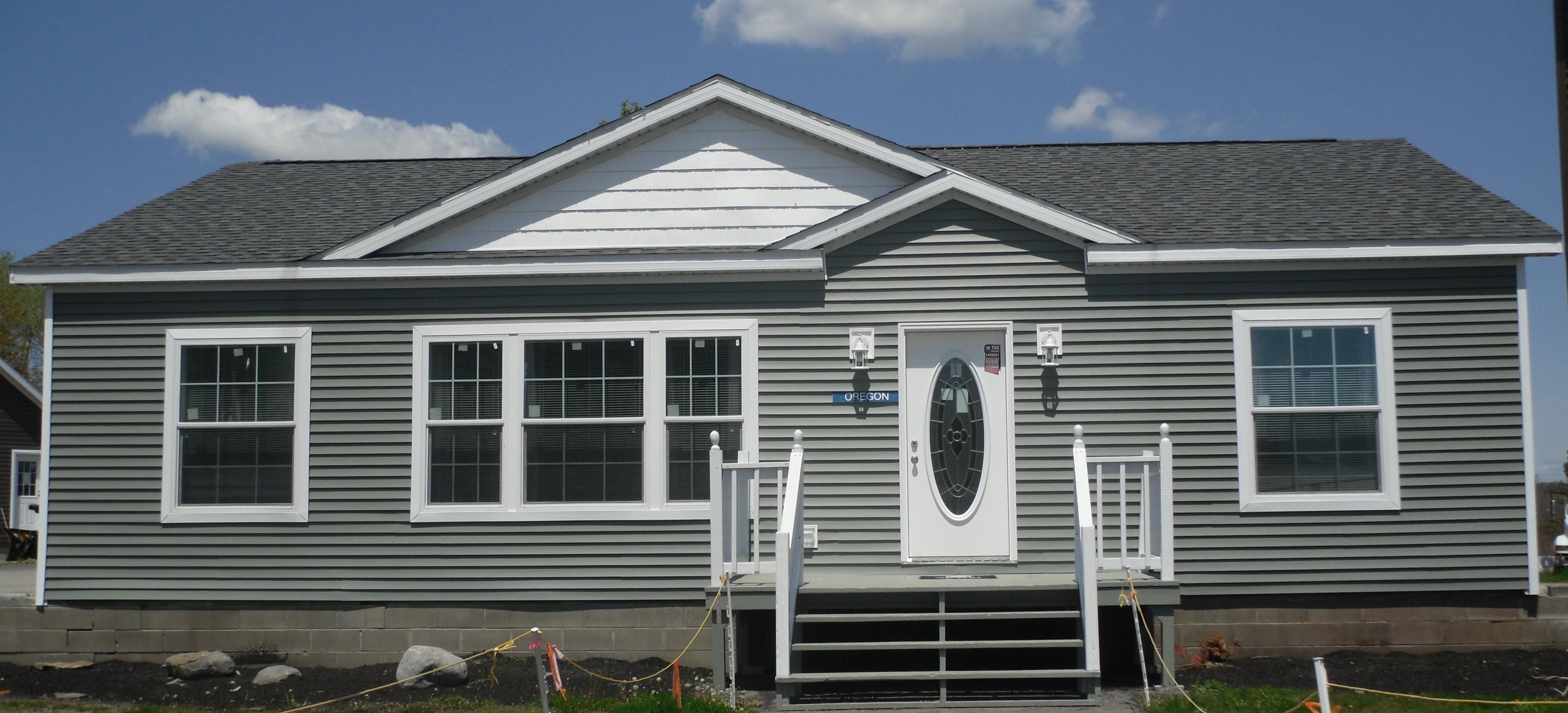 American Homes Syracuse Ny >> The Oregon