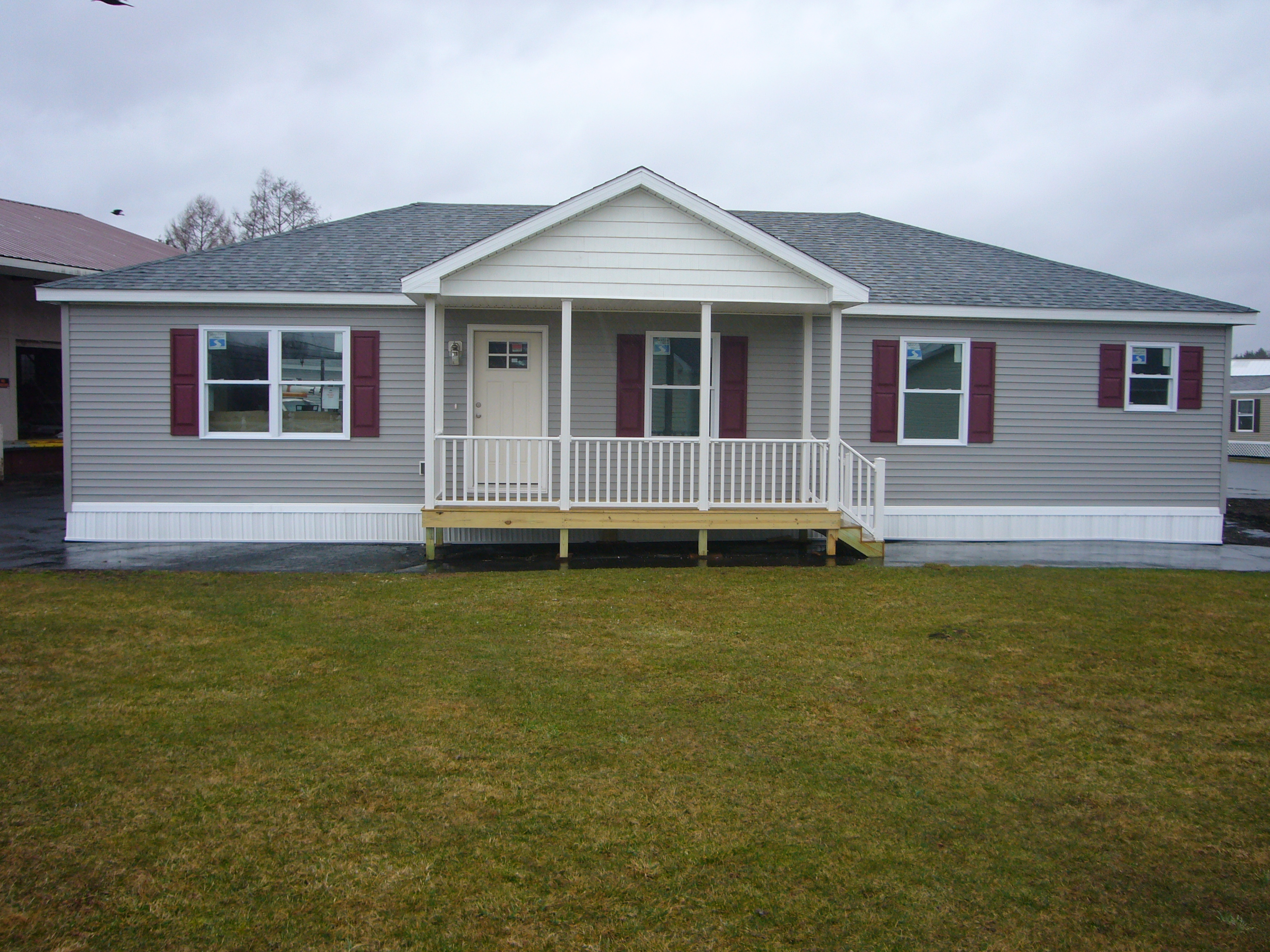 Modular homes in youngsville pa at hawk manufactured homes for Prefab ranch homes