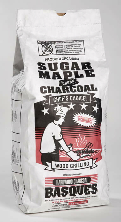 We Carry Basques Sugar Maple Charcoal