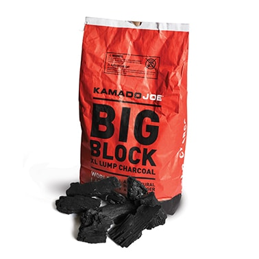 We Carry Kamado Joe Lump Charcoal