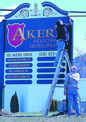 Businesses moving into old Guilford