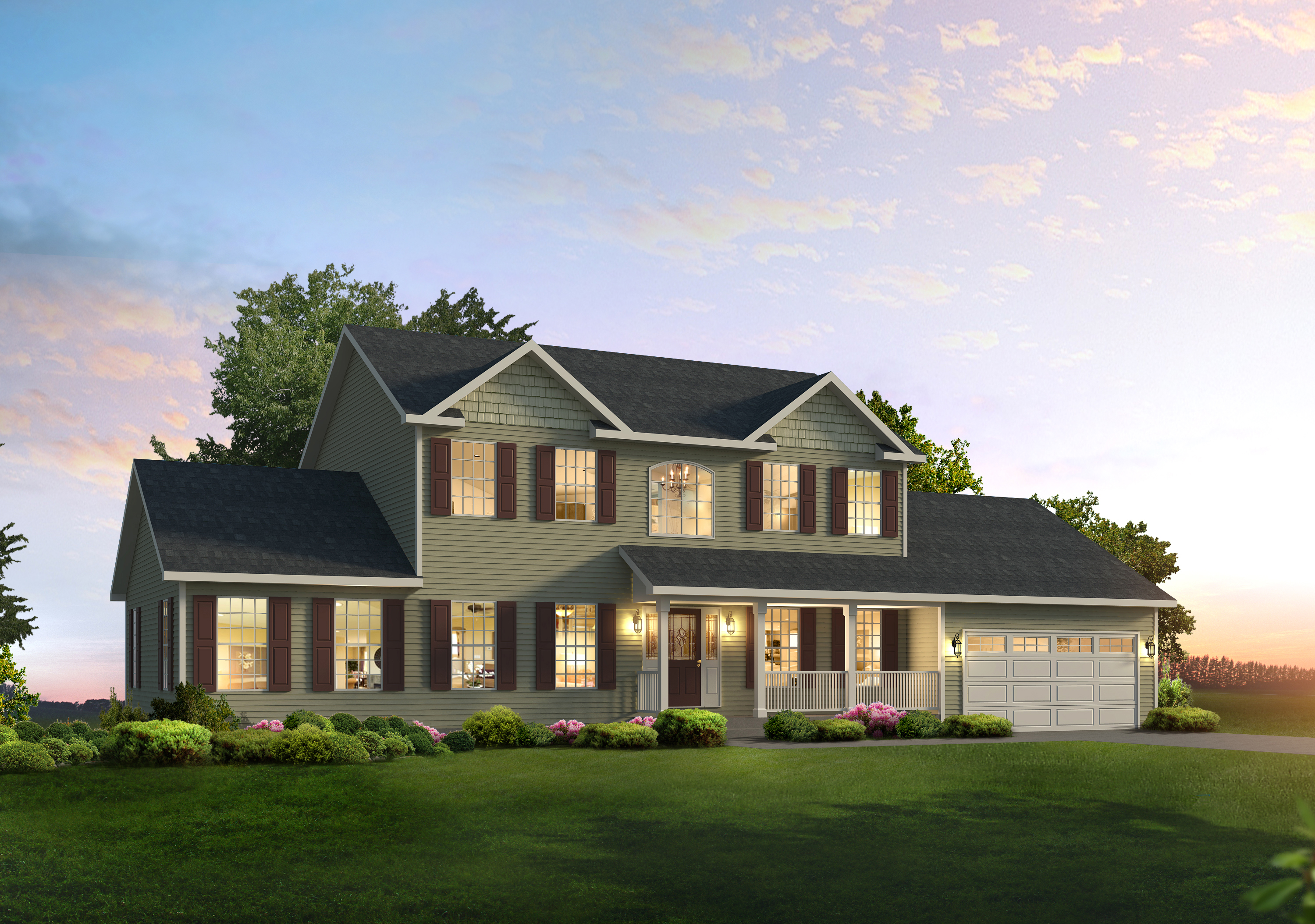 Our Model Homes in Richfield Springs, NY