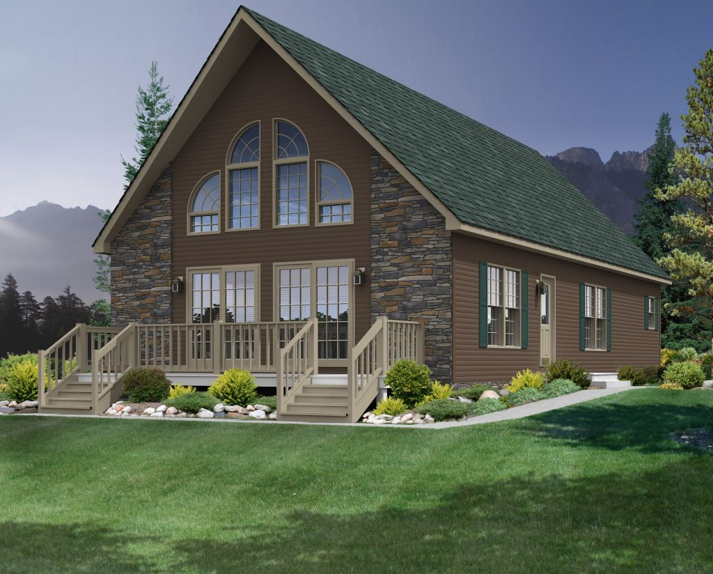 Our Cape Chalet Homes | American Home