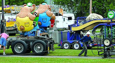 140th Sunshine Fair ready to open