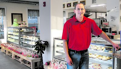Vinnie Zaba follows his dream to Brick House Bakery