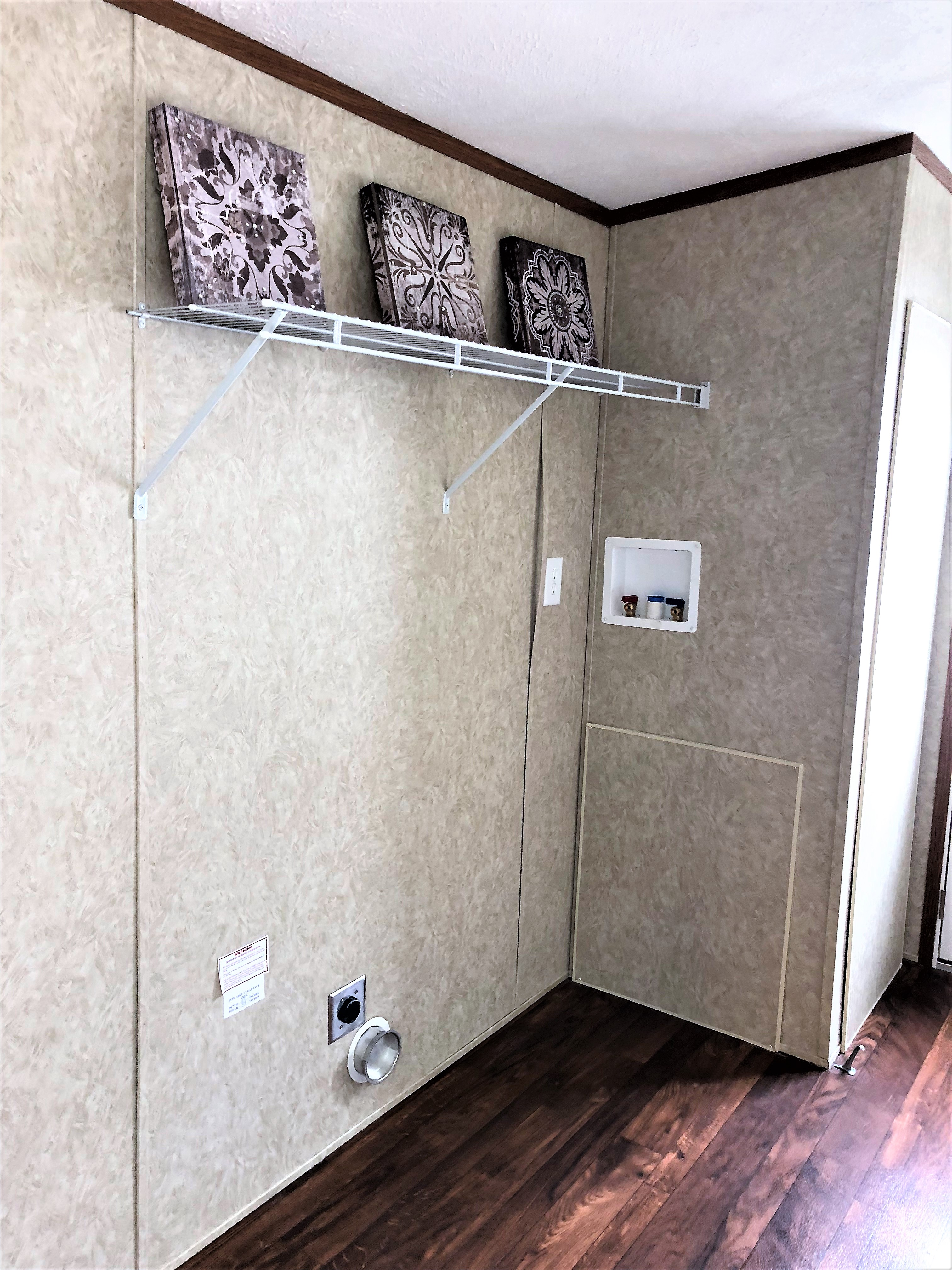 A Large Utility Room