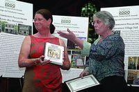 Sharon Springs a winner in Otsego 2000 awards