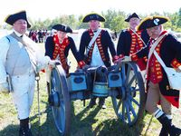 Battle of Flockey Saturday, Sunday at Stone Fort
