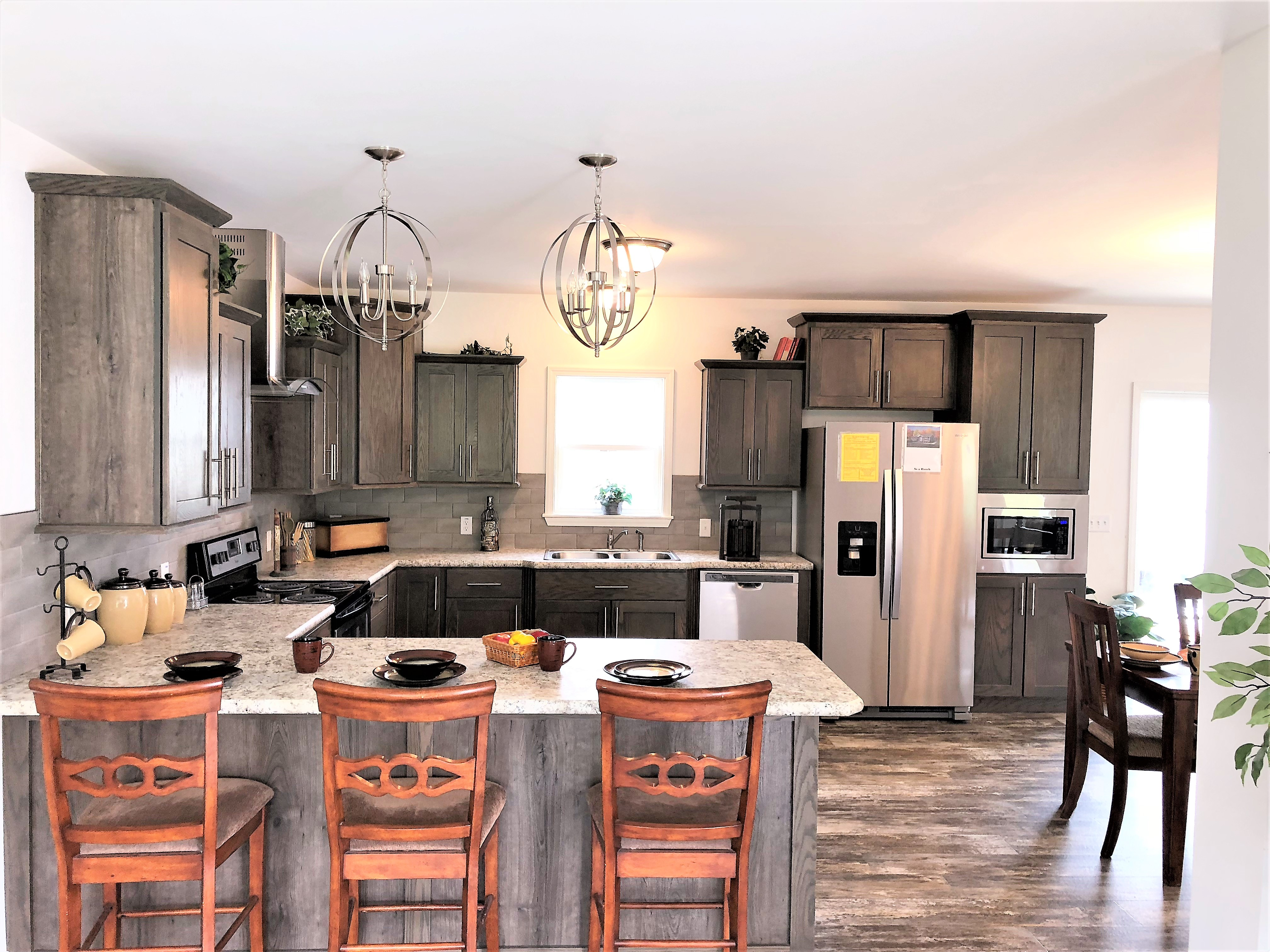 Shown With The Std Barwood Cabinets