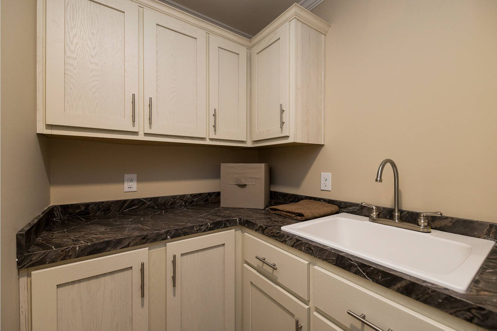 Utility Room From Show Model