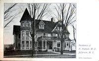 Jefferson sets talk on historic buildings, places