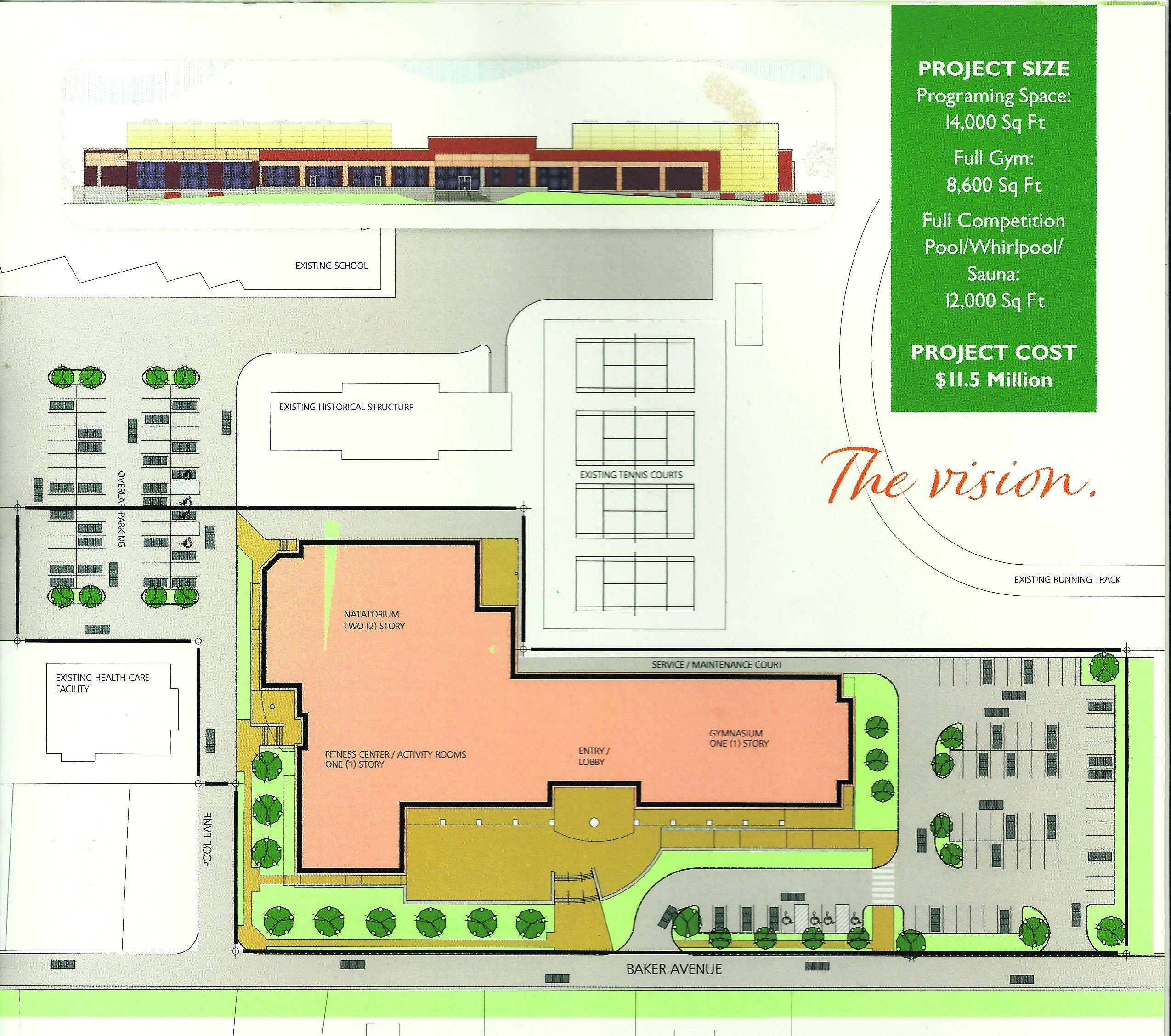 Valley Rec Center $250,000 closer to dream