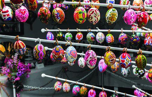 Schoharie Library, Egg Museum plan eggs-traordinary