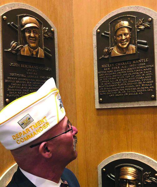 Baseball Hall of Fame celebrates American Legion