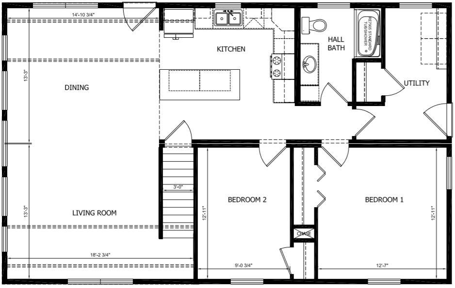 Floor Plan as Displayed