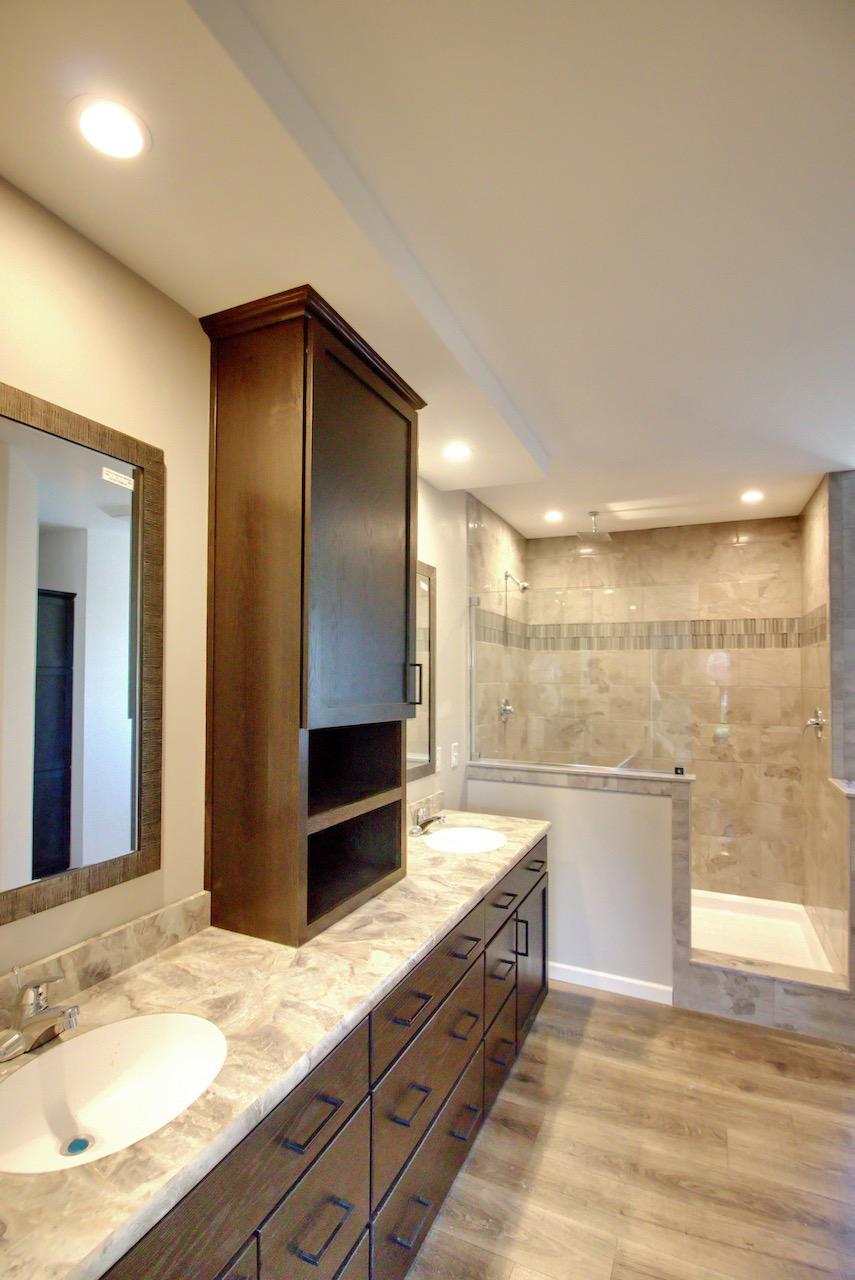 Tile Shower Standard