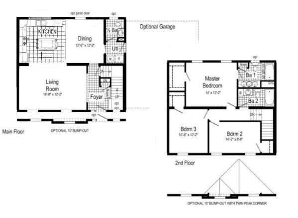 Floorplan can be stretched to 36